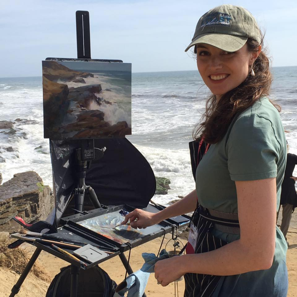 LPAPA Signature Artist Kathleen Hudson