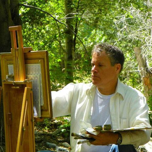 LPAPA Artist Member Curtis Green