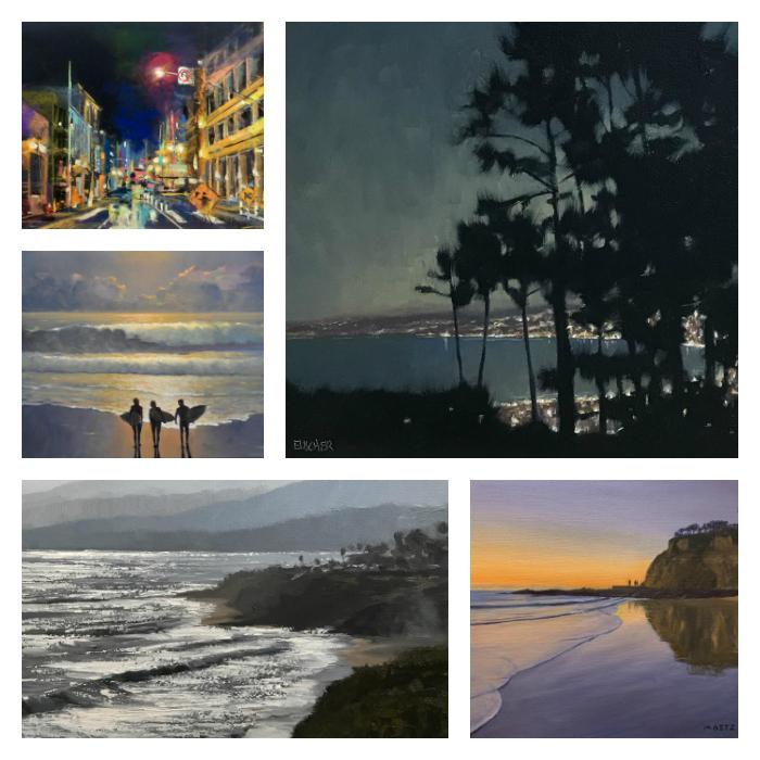 LPAPA's Dusk to Dawn Virtual Art Show