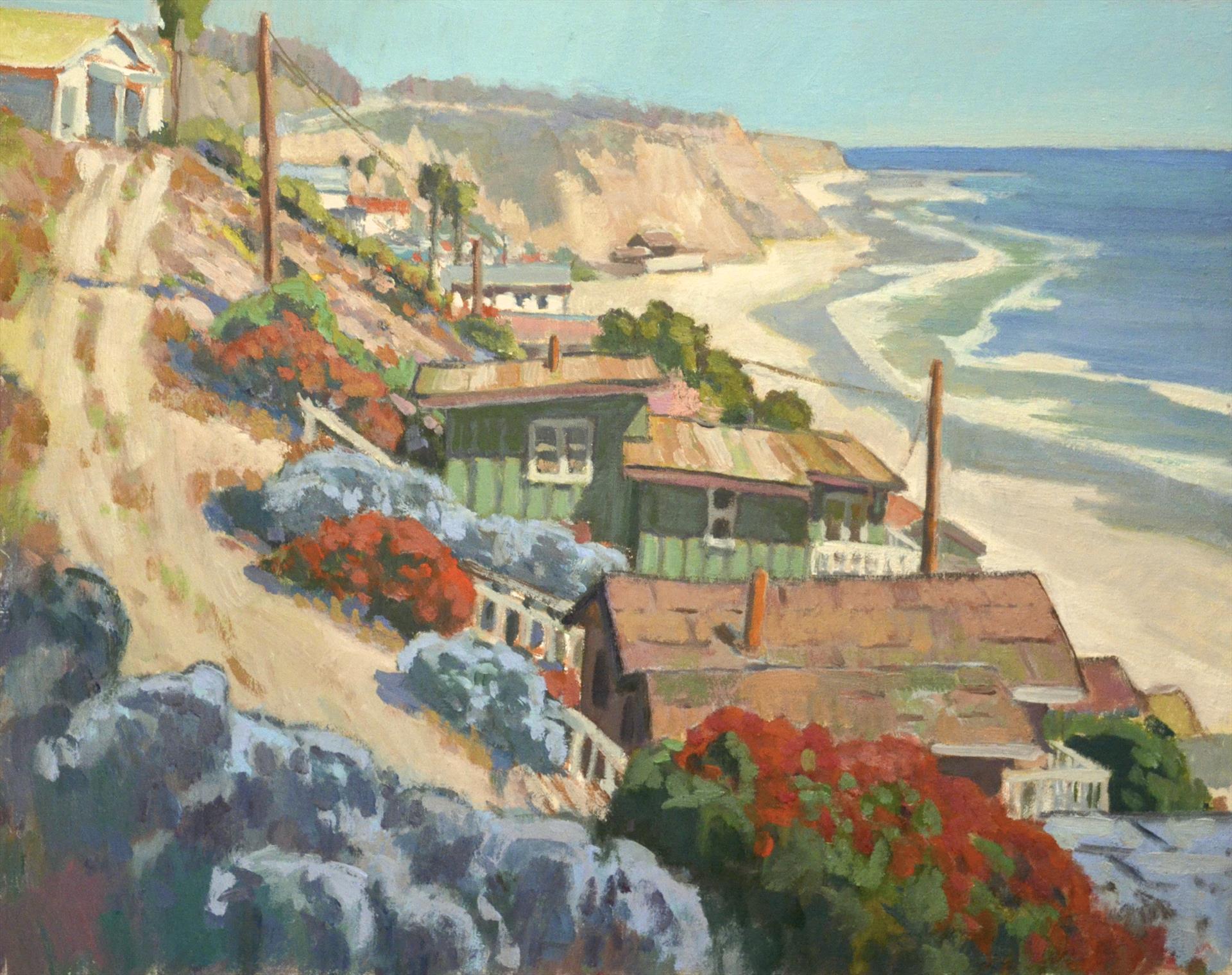 Crystal Cove Heritage by Mark Fehlman