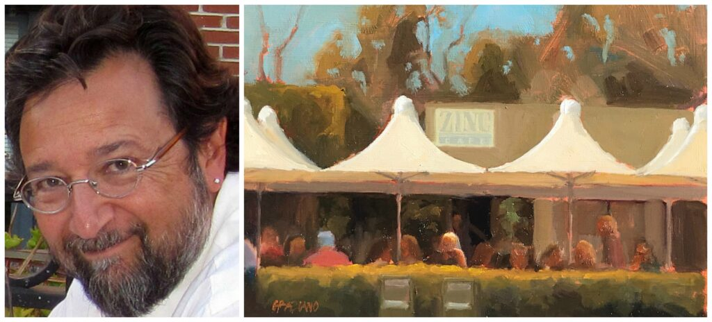 Dan Graziano Painting Workshop