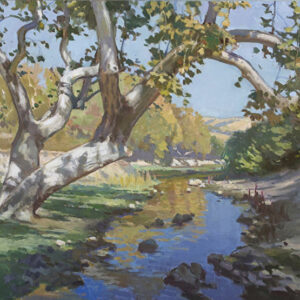 Ray Roberts Painting Workshop