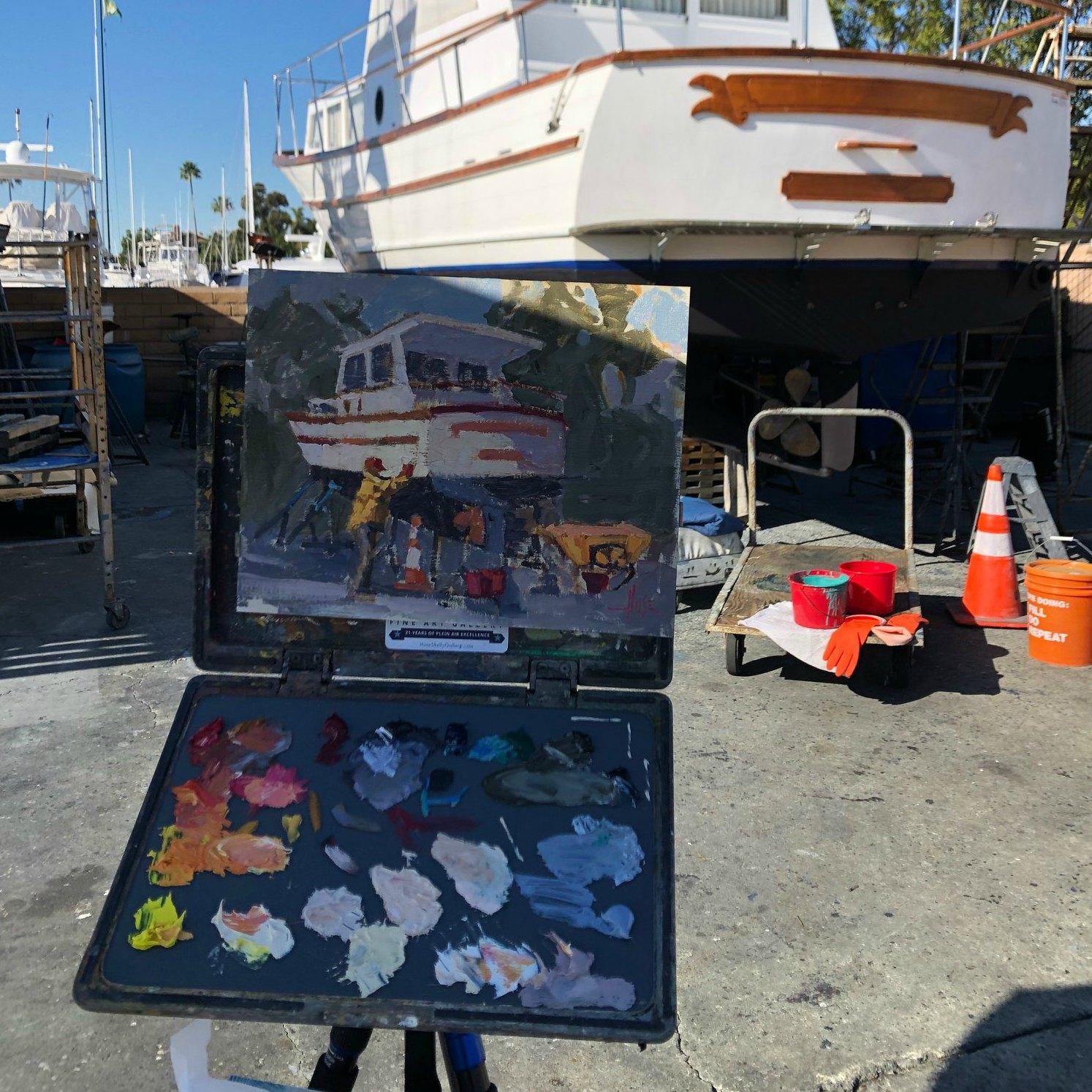 LPAPA Paint Out December 2019