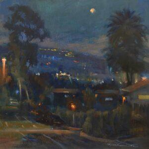 Painting FUNdamentals: Nightscapes, March 14th, Laguna Beach