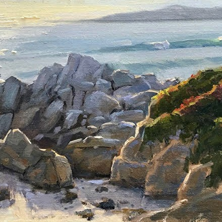 Scott Hamill Workshop Carmel California