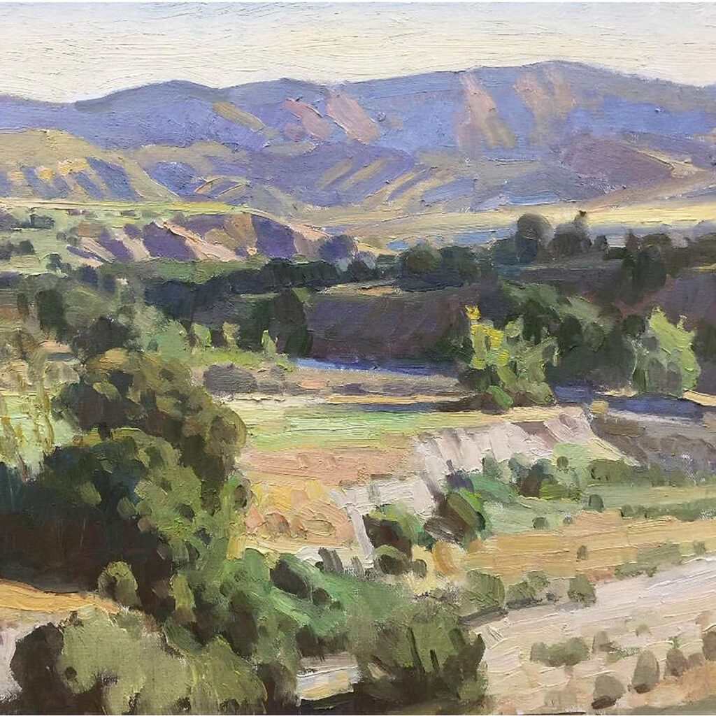 Ray Roberts Online Painting Classes