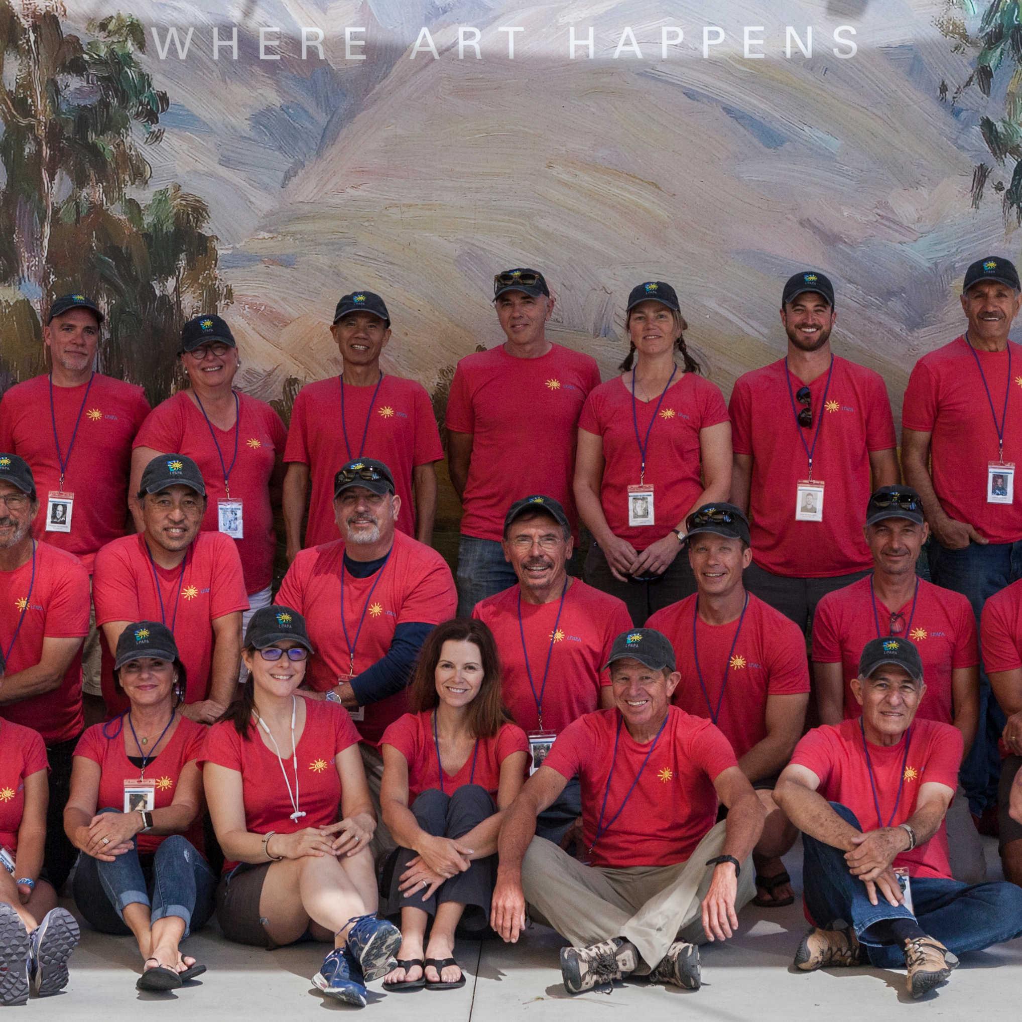 2019 Laguna Invitational Group Photo