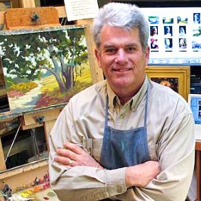 Mark Fehlman: Passionate Painter