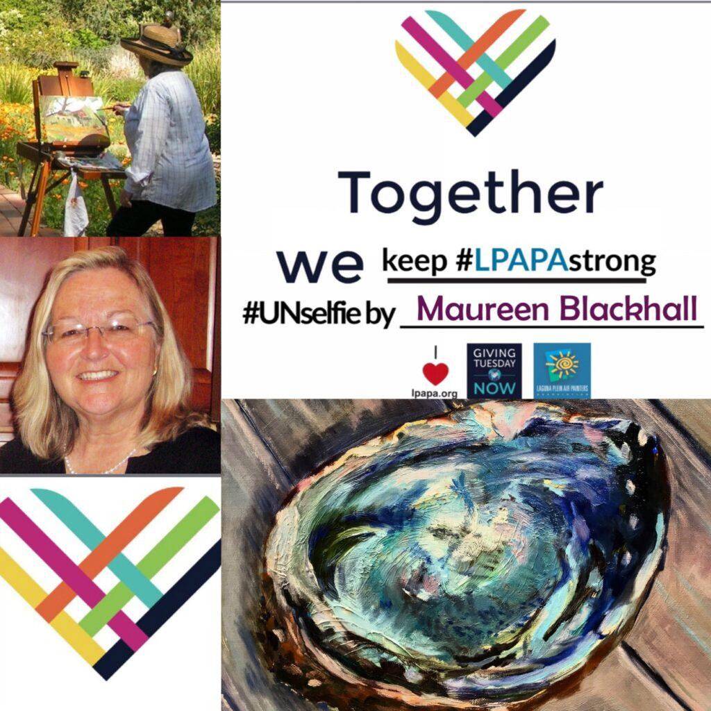 Maureen Blackhall LPAPA Strong