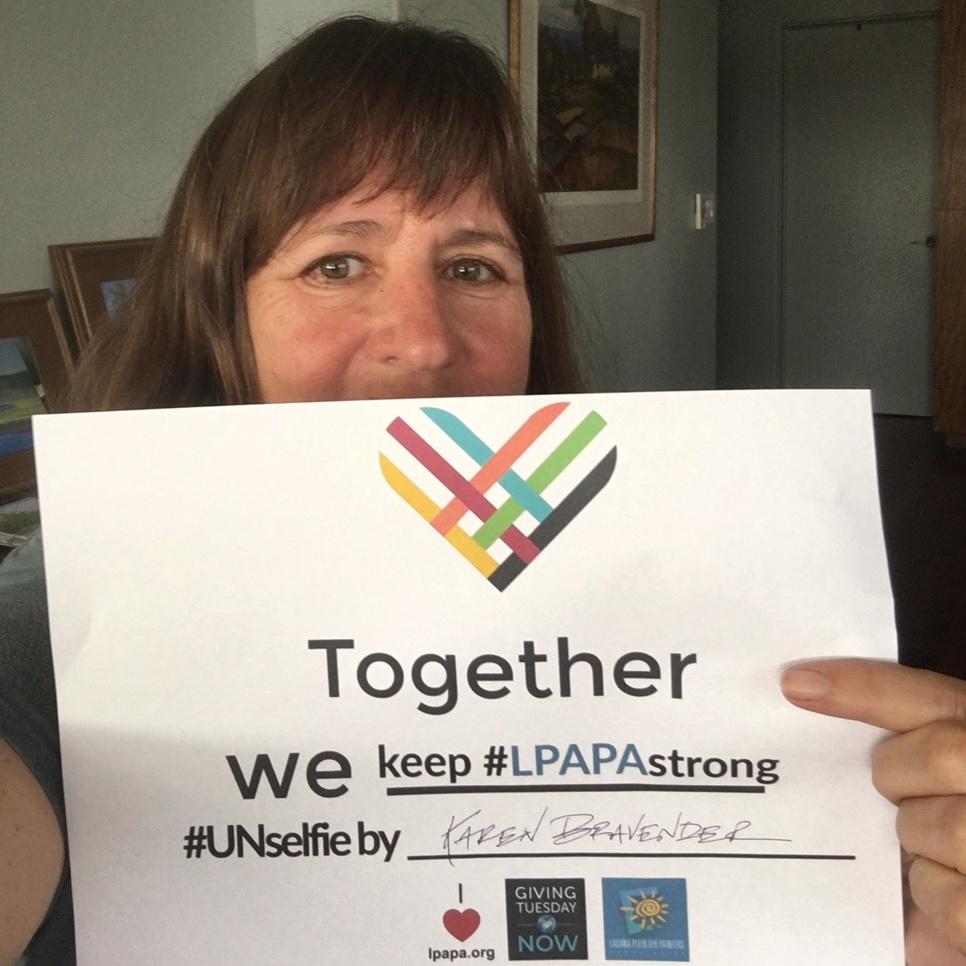 Karen Bravender LPAPA Strong