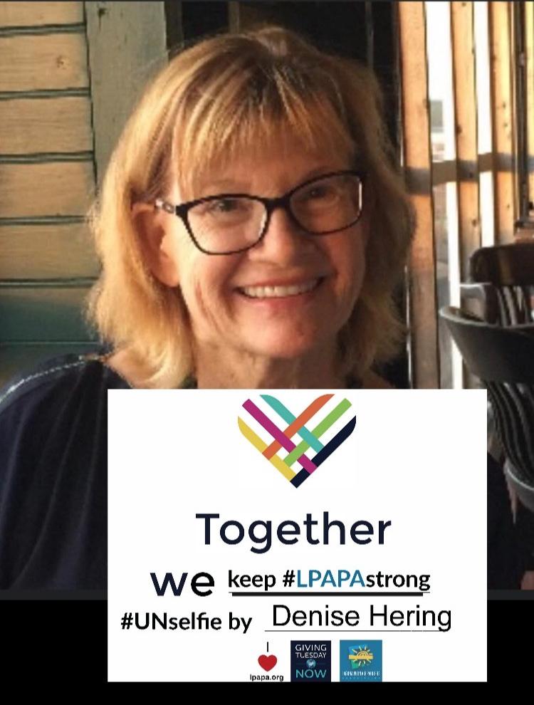 Denise Hering LPAPA Strong