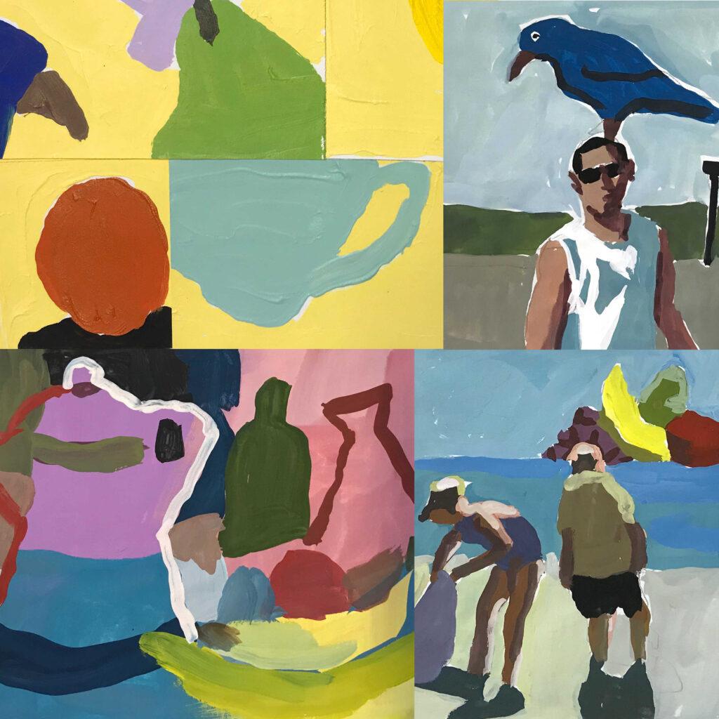 Peggi Kroll Roberts Online Art Classes