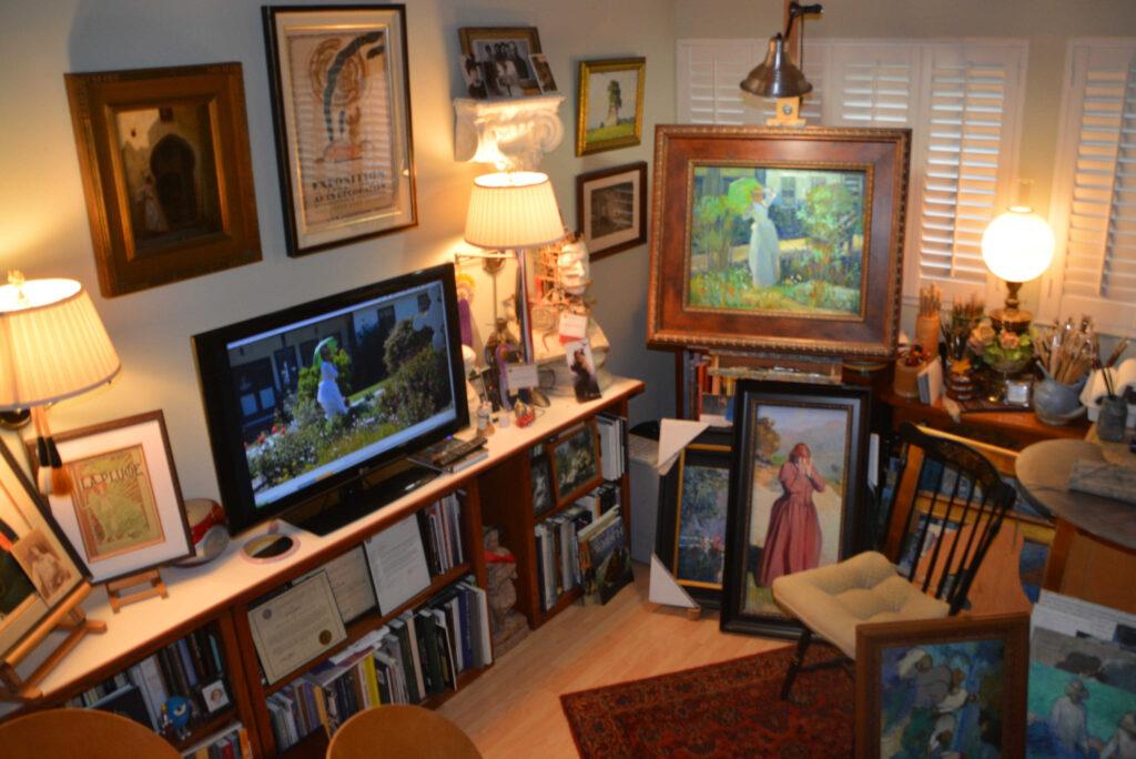 Chuck Kovacic Art Studio
