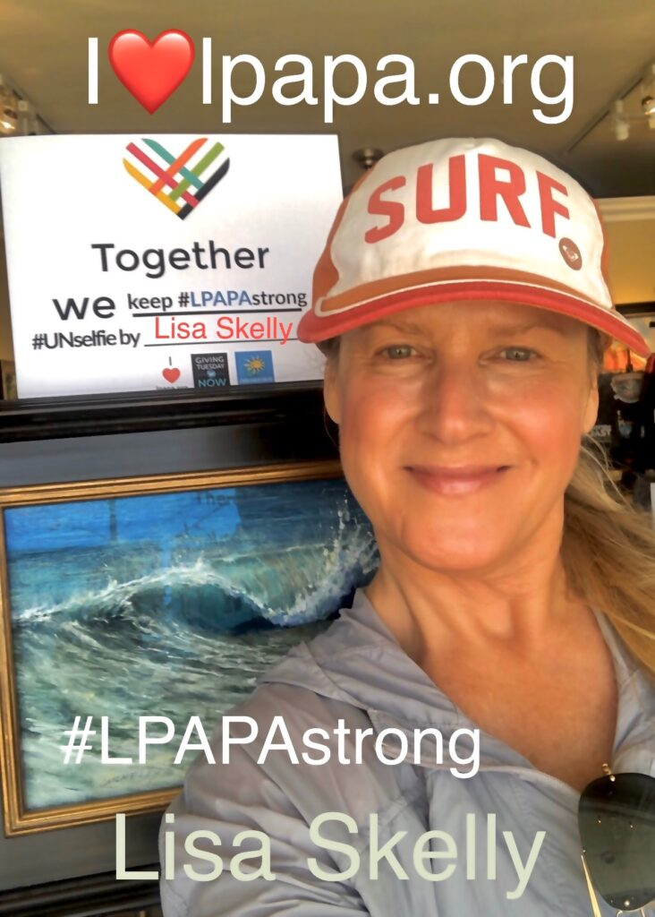 Lisa Skelly LPAPA Strong