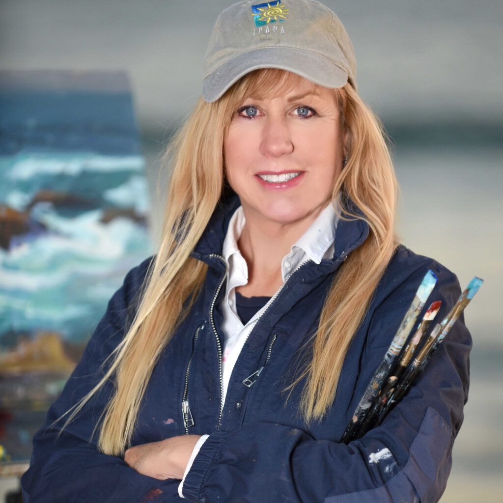 LPAPA Signature Artist Debra Huse