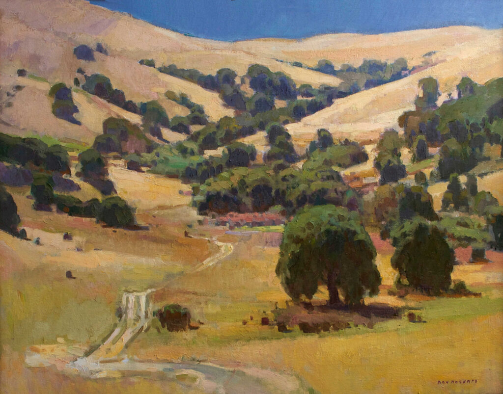 Ray Roberts Online Painting Class