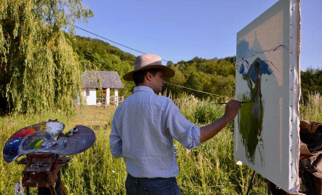 LPAPA Signature Artist Marc Dalessio