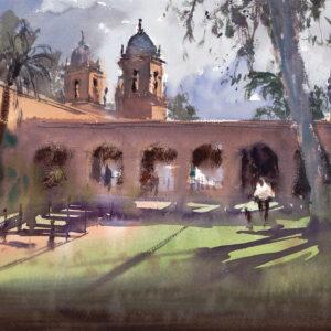 LPAPA Signature Artist Keiko Tanabe San Diego Workshop