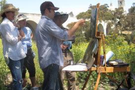LPAPA Signature Artist Ben M. Young