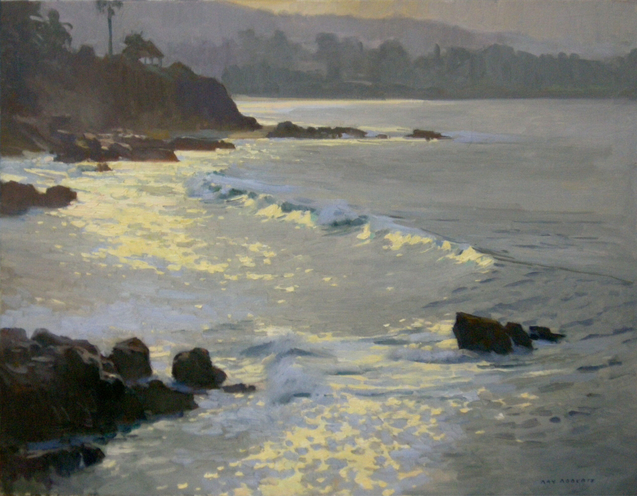Laguna Plein Air Invitational Ray Roberts