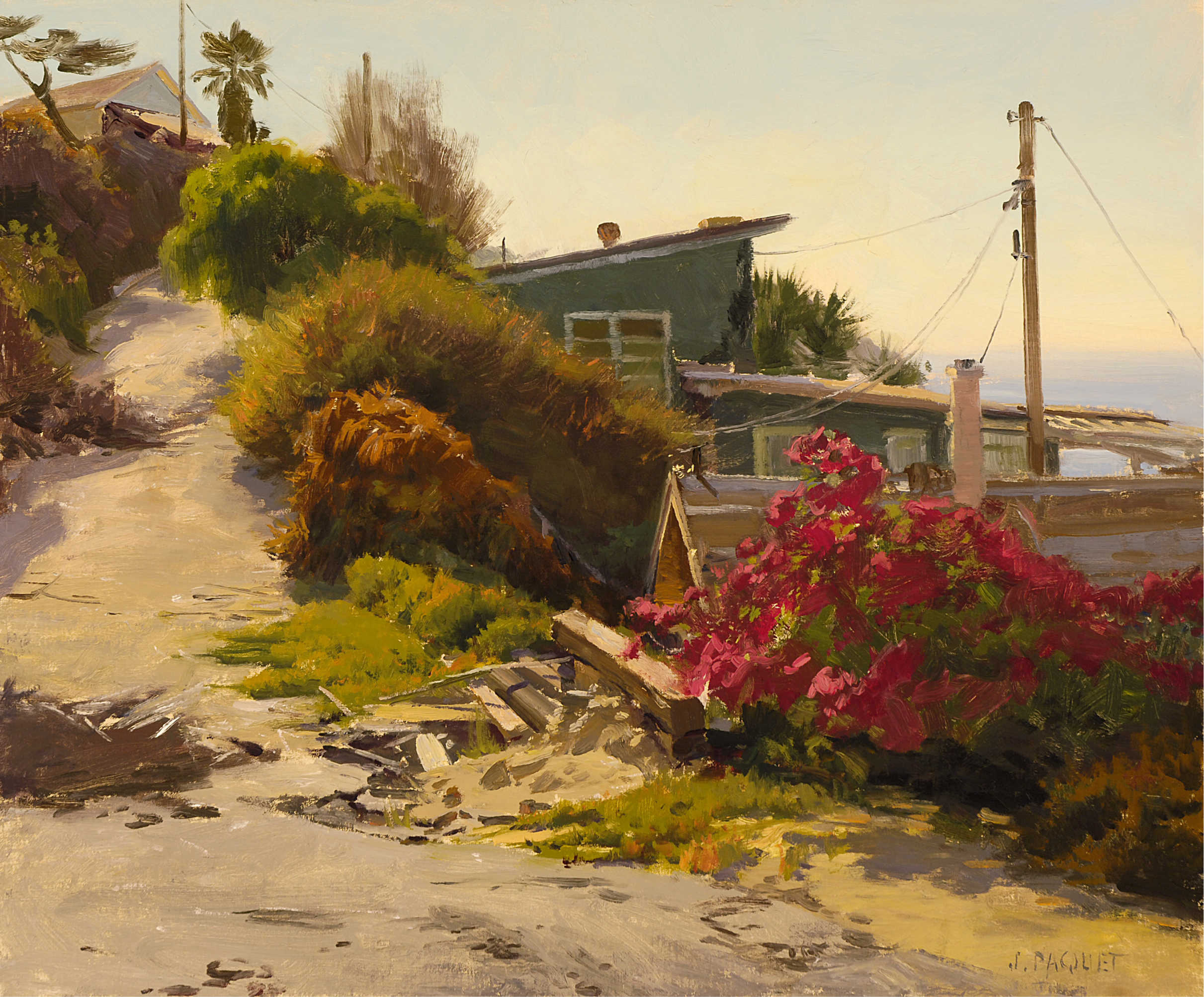 Laguna Plein Air Invitational Joe Paquet