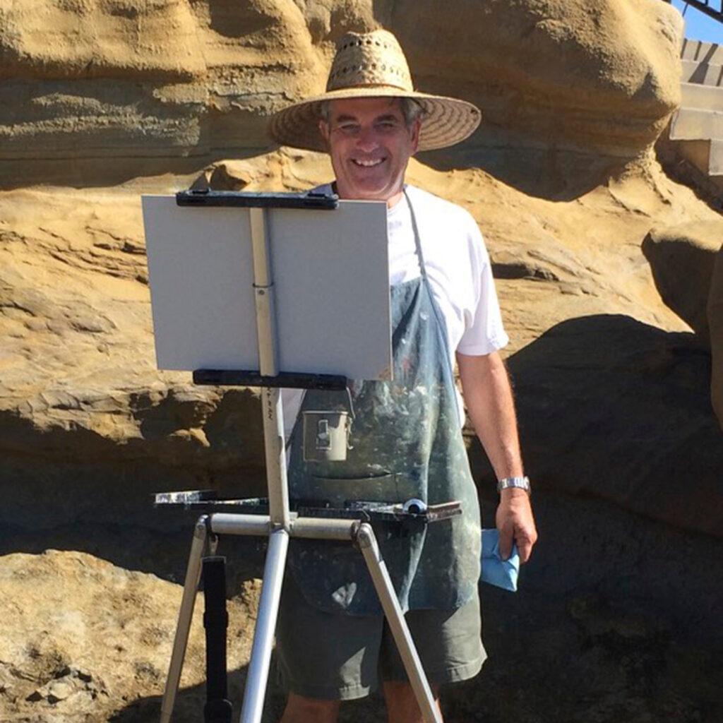 Laguna Invitational Artist Mark Fehlman