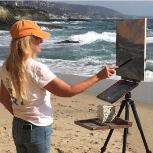Laguna Invitational Artist Debra Huse
