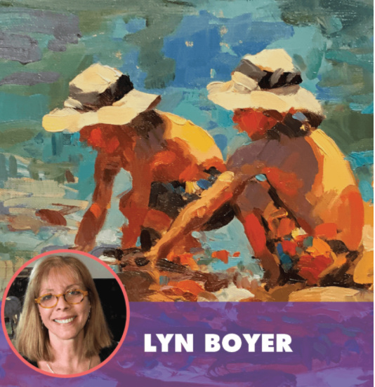 PleinAir Live Lyn Boyer