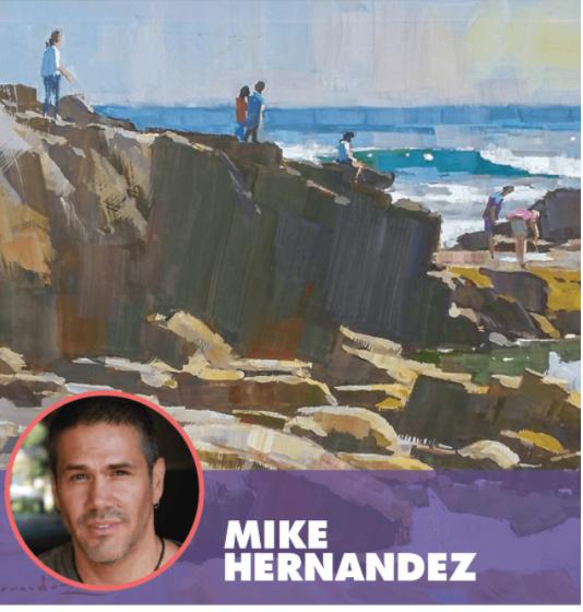 PleinAir Live Mike Hernandez