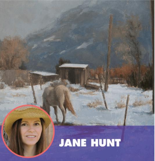 PleinAir Live Jane Hunt