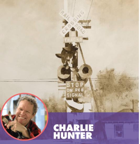 PleinAir Live Charlie Hunter