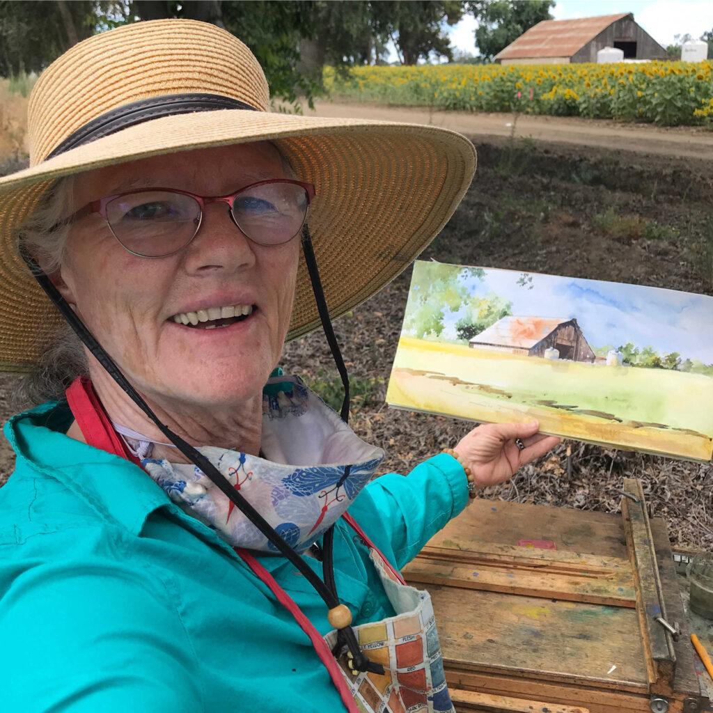Laguna Invitational Artist Barbara Tapp