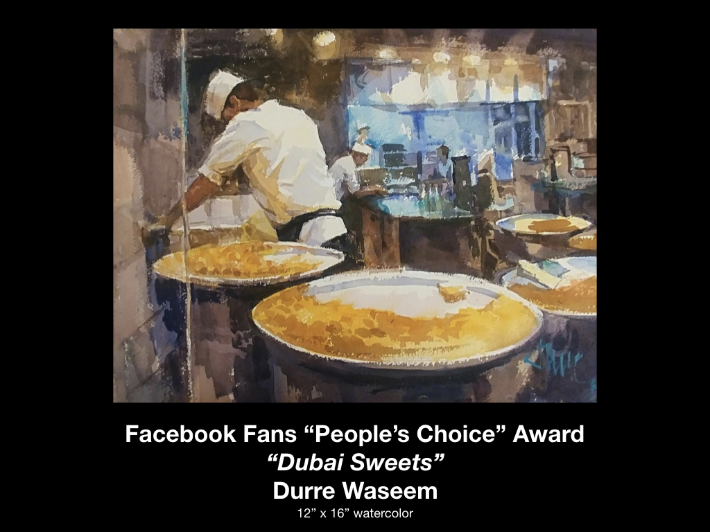 Waterworks Peoples Choice - Durre Waseem