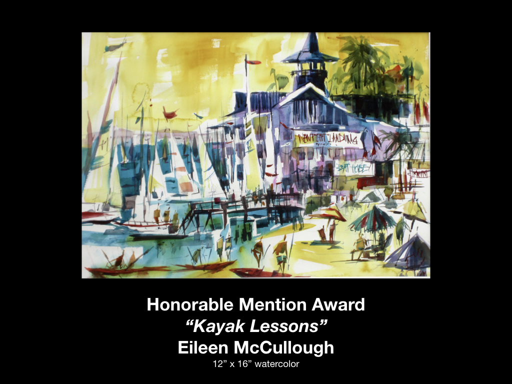 Waterworks Honorable Mention - Eileen McCullough