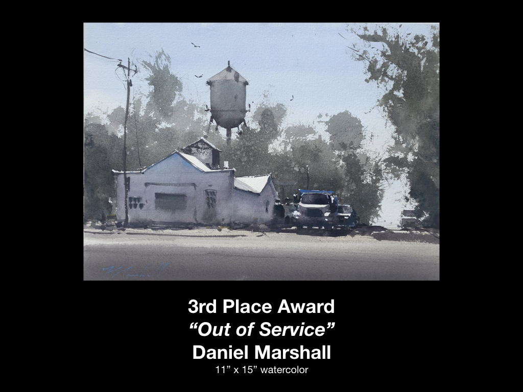 Waterworks 3rd Place Daniel Marshall
