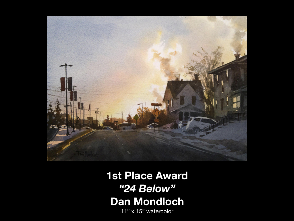 Waterworks 1st Place - Dan Mondloch