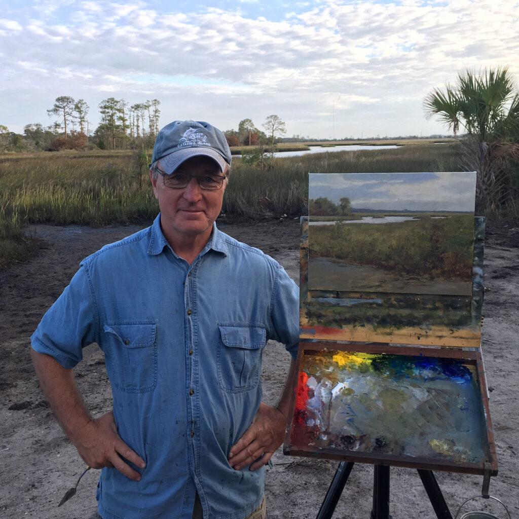 Laguna Invitational Artist Don Demers