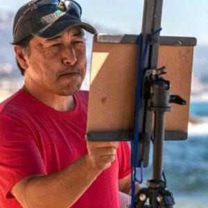 Laguna Invitational Artist Terry Miura