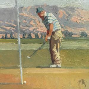Ken Auster Par for the Course