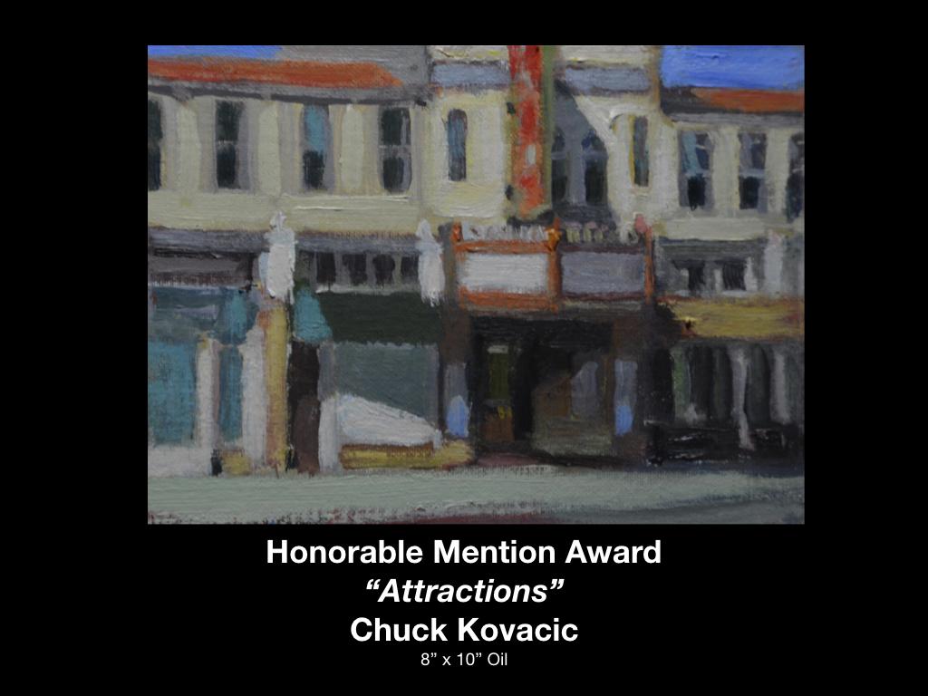 LPAPA Signature Artist Chuck Kovacic