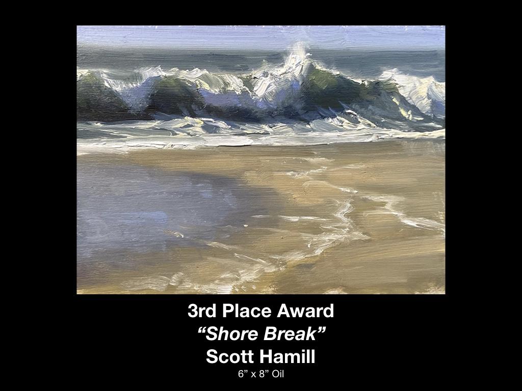 LPAPA Artist Member Scott Hamill