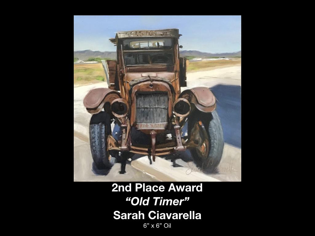 LPAPA Artist Member Sarah Ciavarella