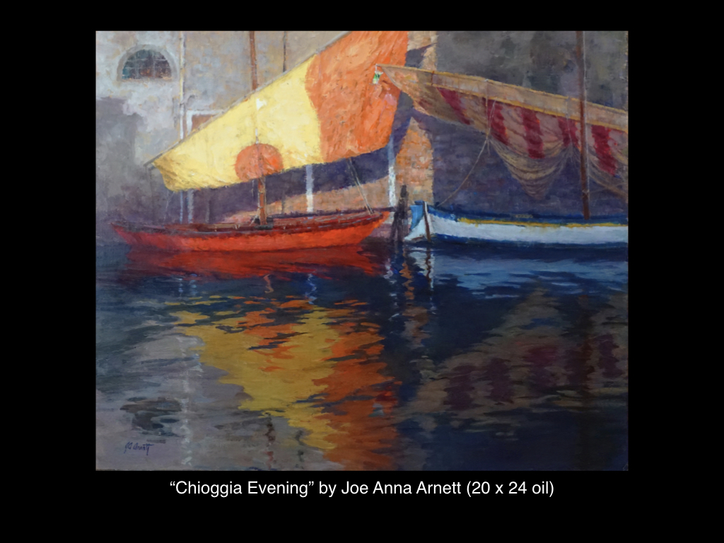 Chioggia Evening, Joe Anna Arnett