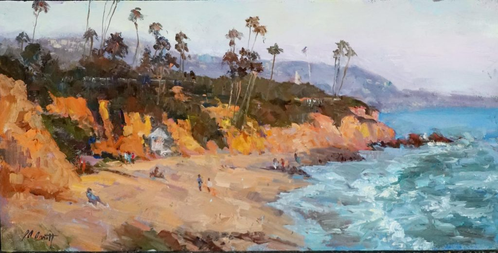 "The Irvine Museum Award Winner ""Heisler Afternoon"" by Joe Anna Arnett"