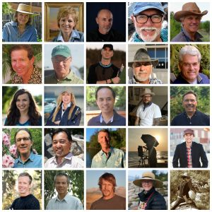 Laguna Plein Air Invitational 2020 Artists