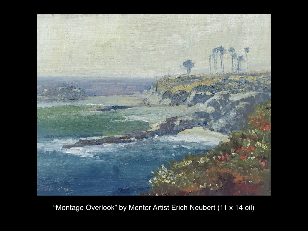Montage Overlook by Erich Neubert
