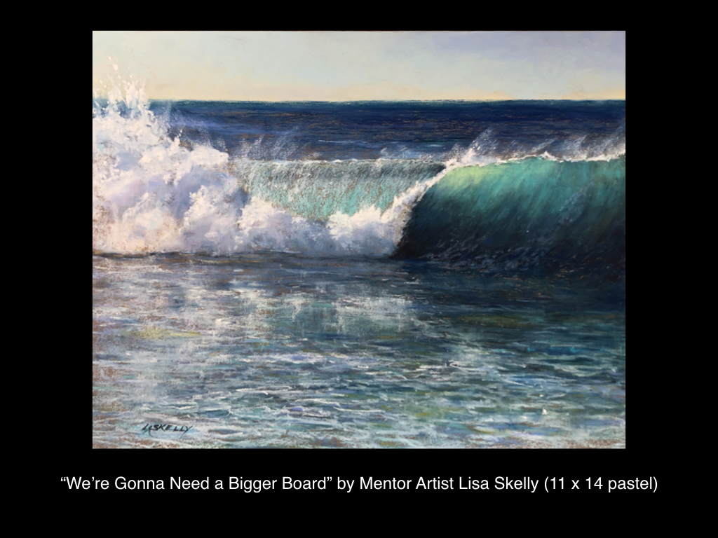 Gonna Need a Bigger Board by Lisa Skelly