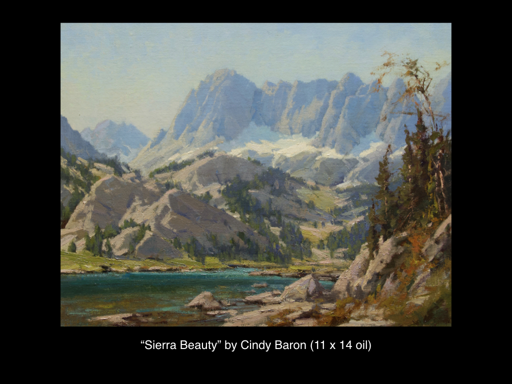 Sierra Beauty by Cindy Baron