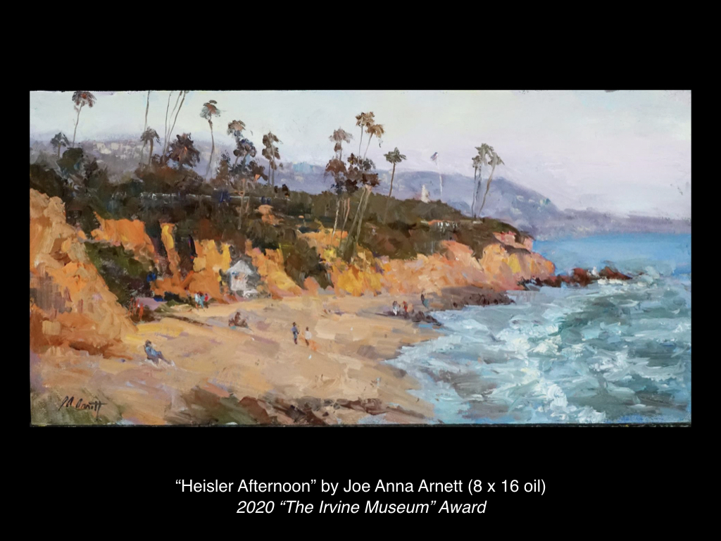 Heisler Afternoon by Joe Anna Arnett