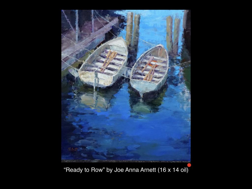 Ready to Row by Joe Anna Arnett